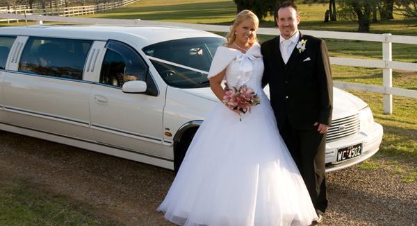 wedding car hire south coast nsw nowra