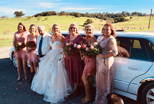 South Coast Wedding Limousines
